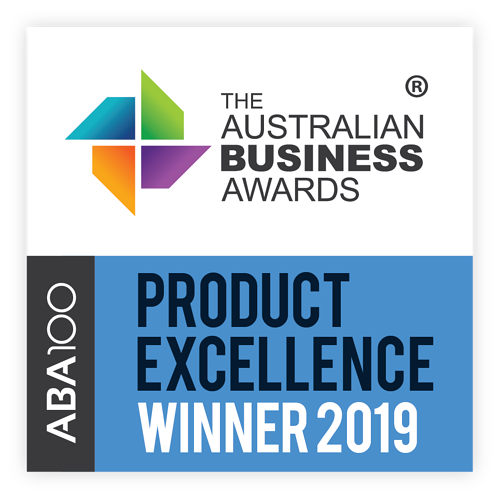 Australian Business Awards 2019 - Product Excellence (1)