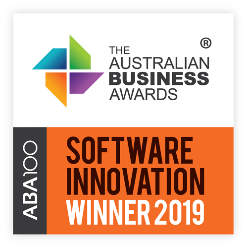 Australian Business Awards 2019 Software Innovation-1