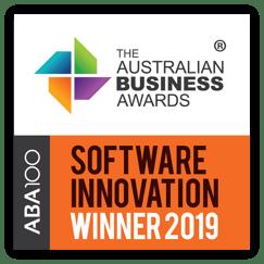 Australian Business Awards 2019 Software Innovation