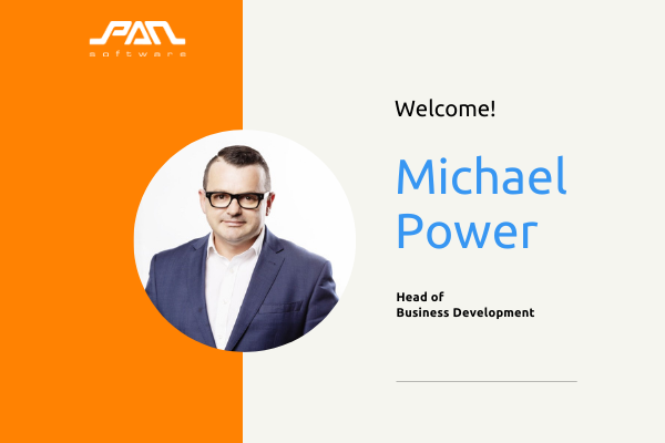 Pan Welcomes Michael Power