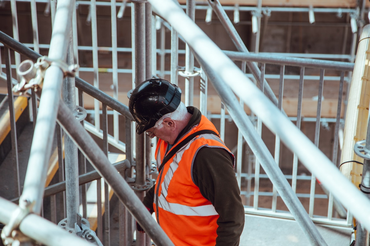Workplace health and safety control measure review