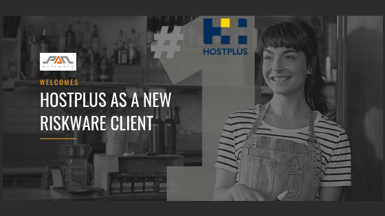 PAN welcomes HostPlus as new Riskware client - LinkedIn